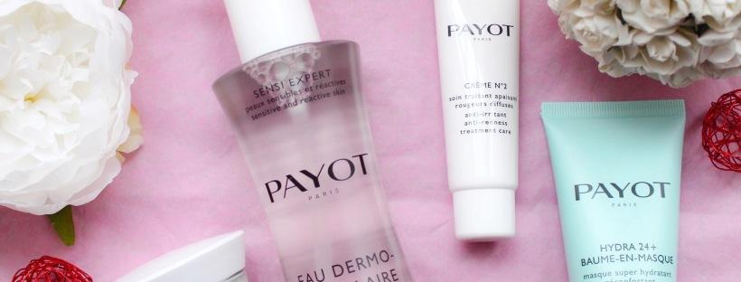 Les produits Payot